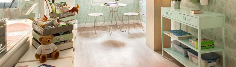 Vinyl Flooring: Perfect For a Child's Study Area | Gerflor